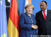 Kommentar: Nigers Präsident - ein Freund, der Fragen aufwirft