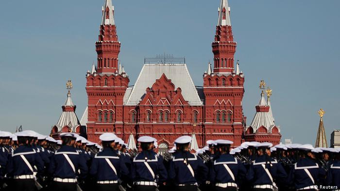 Парад Победы в Москве (фото из архива, 2013 год)