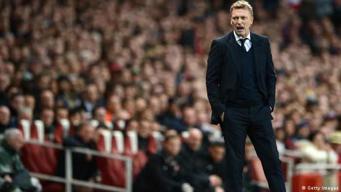 David Moyes (Foto: Michael Regan/Getty Images)