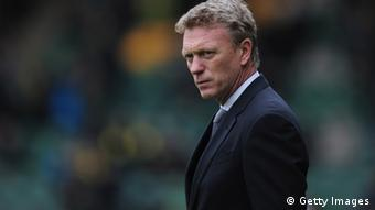 FC Everton Trainer David Moyes