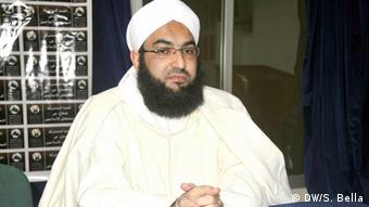 Salafists against seculars in Morocco Bild von: Hassan Kettani, an salafist leader via: DW/ Smail Bella, Rabat