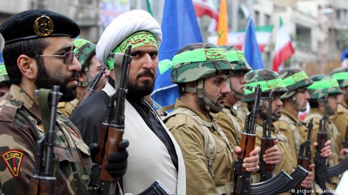 Iran Miliz Bassidsch
