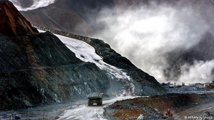 Australien Bergbau (AFP/Getty Image)
