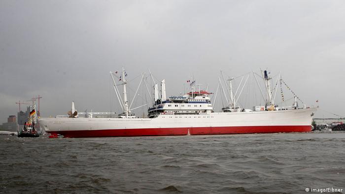 Museumsschiff Cap San Diego Foto: imago/Eibne