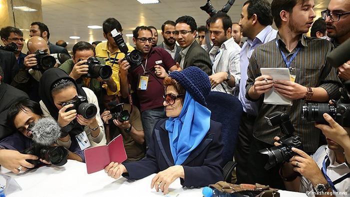 Bildergalerie Präsidentschaftswahl im Iran 2013