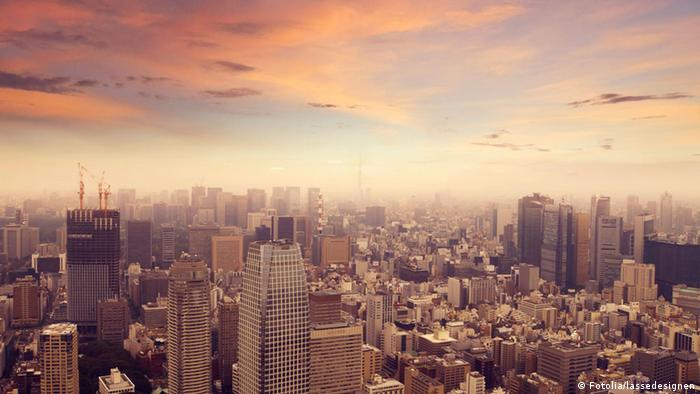 Bildergalerie Megacities Tokio