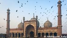 #48094340 - Jama Masjid mosque in Old Delhi, India © jacek_kadaj