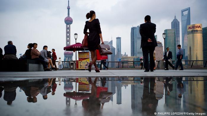 Bildergalerie Megacities Shanghai