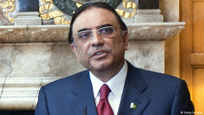 Asif Ali Zardari (Getty Images)