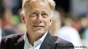 Bundesparteitag Bündnis 90/Die Grünen in Berlin Jürgen Trittin