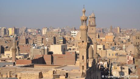 Cairo's skyline Photo: travellingchick/Fotolia