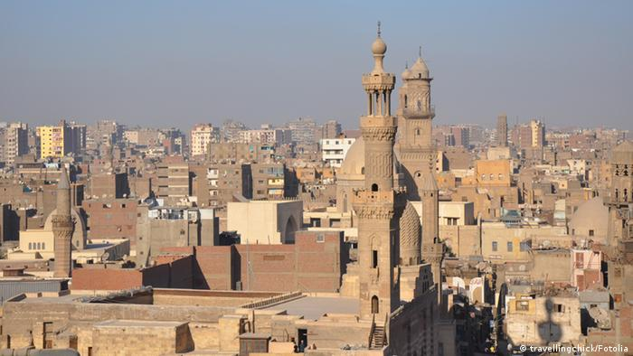 Cairo's skyline