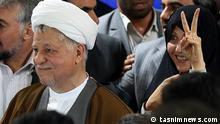 Präsidentschaftswahl im Iran 2013