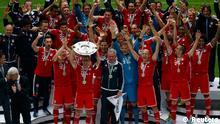 FC Bayern München Deutscher Meister 2012/13