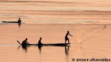 Wasserkraft Mekong