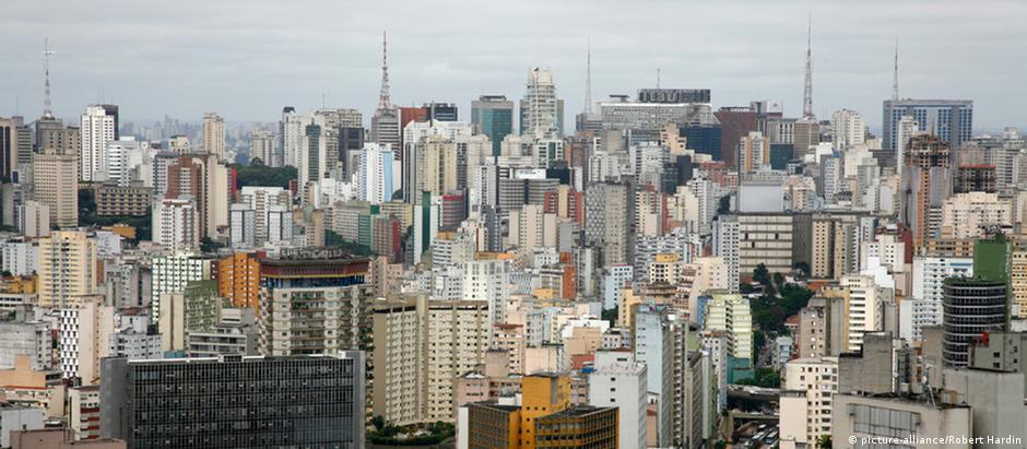 Até 2050, 68% da população mundial, ou seja, 2,5 bilhões de pessoas, estarão vivendo em centros urbanos