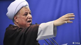 ردصلاحیت کسی که مسئول تشخیص مصالح جمهوری اسلامی است
