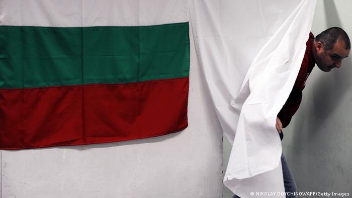 Bulgarien Wahlen 2013 (NIKOLAY DOYCHINOV/AFP/Getty Images)