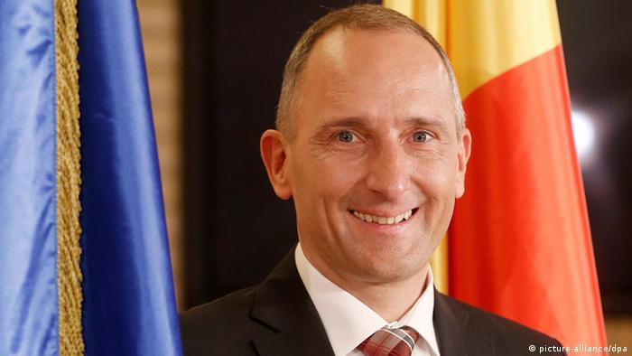 Adrian Hasler, Regierungschef des Fürstentums Liechtenstein (Foto: pa/dpa)