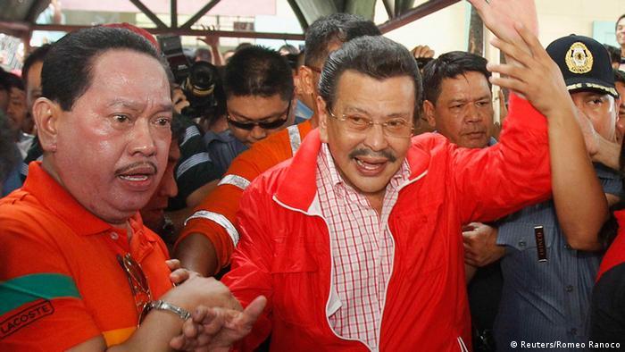 Wahl Philippinen Mai 2013 (Reuters/Romeo Ranoco)