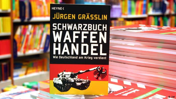 Grässlin publicó en 2013 el Libro negro del comercio de armas.