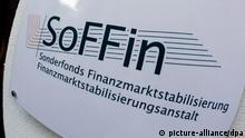 SoFFin Sitz in Frankfurt am Main