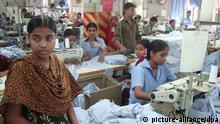 Bangladesch Industriepark Ashulia Frauen Arbeiterinnen