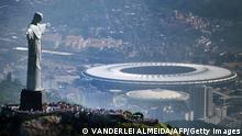 Stadien Fußball WM 2014 Brasilien Estádio do Maracanã Rio de Janeiro