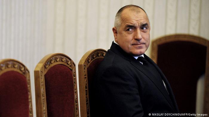 Лідер партії Громадяни за європейський розвиток Болгарії Бойко Борисов