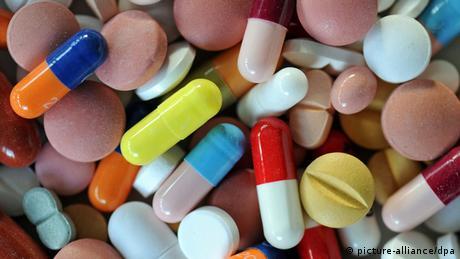 Tabletten Pillen Medikamente
