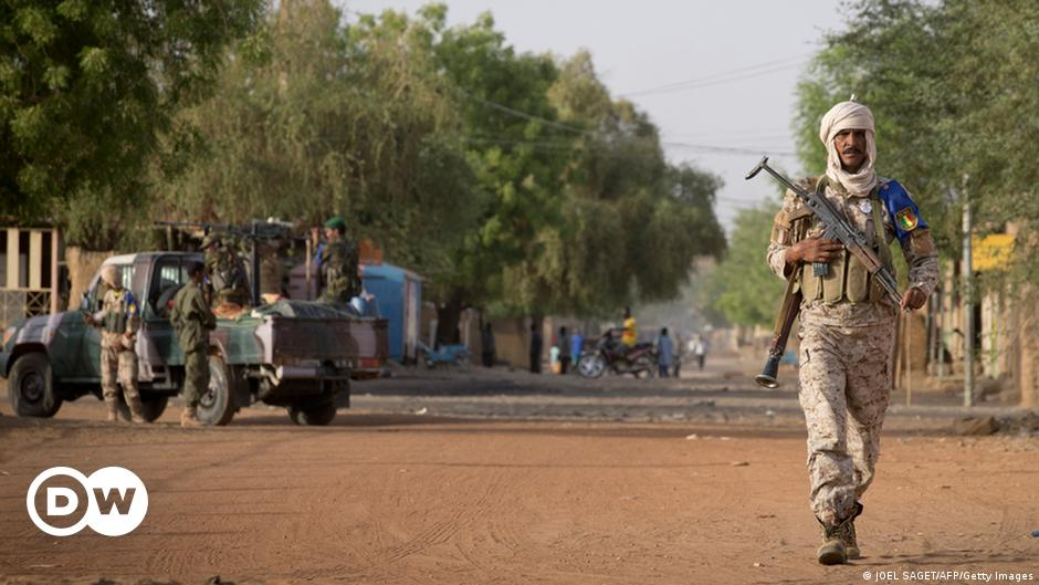 Berlin und Paris: Aufregung um russische Söldner in Mali | DW | 15.09.2021