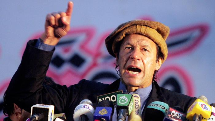 Imran Khan PTI Pakistan