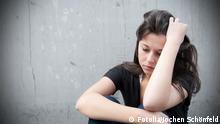 Symbolbild Winterdepression Depression Krankheit