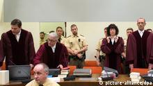 NSU-Prozess zweiter Auftakt 14.05.2013 Staatsanwaltschaft