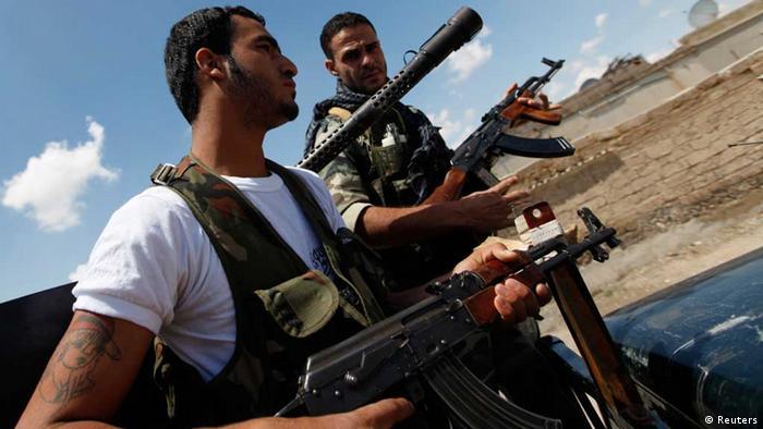 Syrien / Rebellen / Freie Syrische Armee (Reuters)