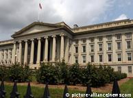Министерство финансов США (фото из архива)