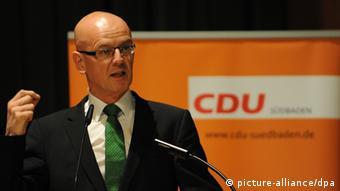Siegfried Kauder (CDU) (Foto: dpa)