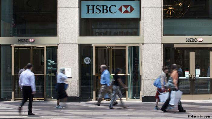 HSBC branch (Getty Images)