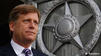 US Botschafter in Moskau Michael McFaul