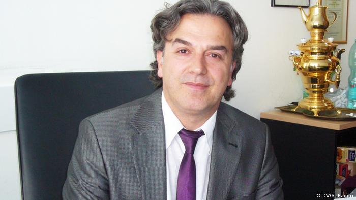 Federal Göç ve Entegrasyon Konseyi Başkanı Memet Kılıç.