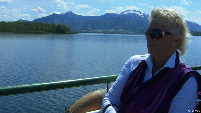 "This picture is from Trudy's trip to the ""Herreninsel"" on Lake Chiemsee."