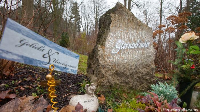 U Njemačkoj mrtvorođenčad nazivaju Sternenkinder - Zvjezdana djeca