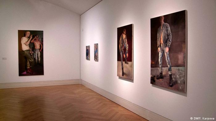 Работы Марко Фаисста (Marco Faisst) на выставке Atlas 2013