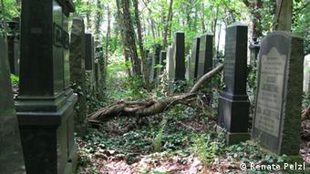 The Jewish cemetry in Weissensee, Berlin