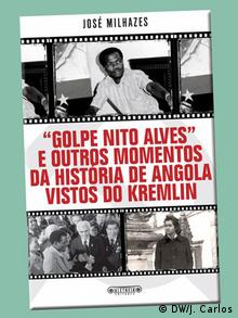 Buchcover - Golpe Nito Alves von José Milhazes
