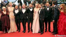 Cannes Filmfestival 2013 Eröffnung 15.05. Cast The Great Gatsby