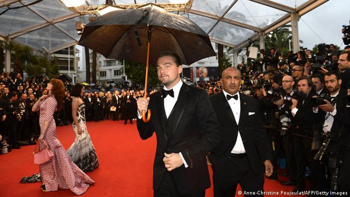Cannes Filmfestival 2013 Eröffnung 15.05. Leonardo DiCaprio