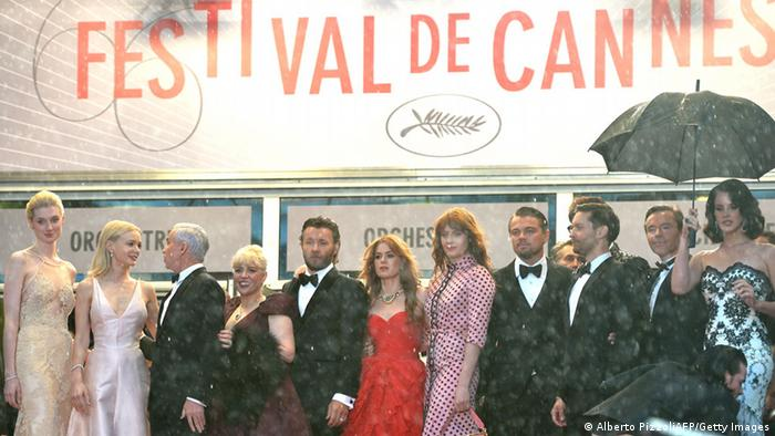 Eröffnugn in Cannes (Foto: AFP/Getty Images)