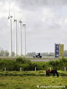 Winkraftanlage in Rio Grande do Sul (Foto: Imago Photo Arena)