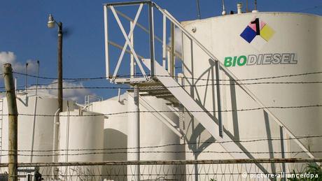 Argentinien Biodiesel Diesel Export